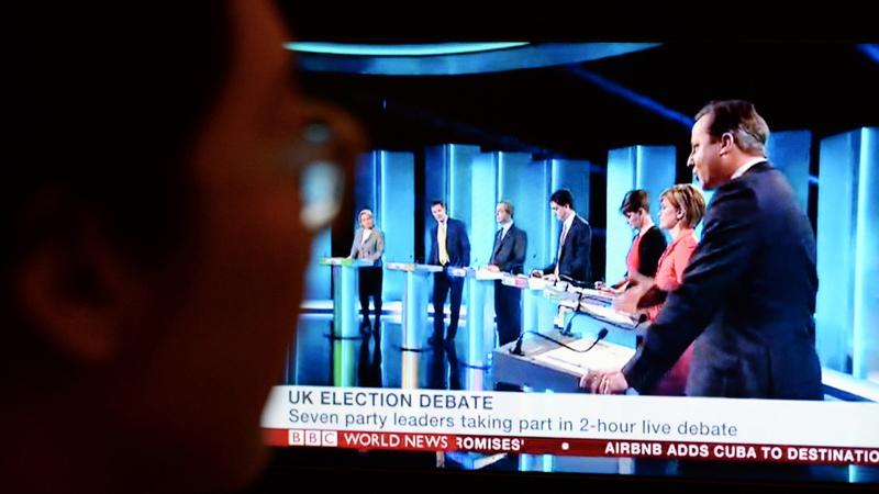 Politikerinnen beeinflussen Höflichkeit in TV-Duellen positiv